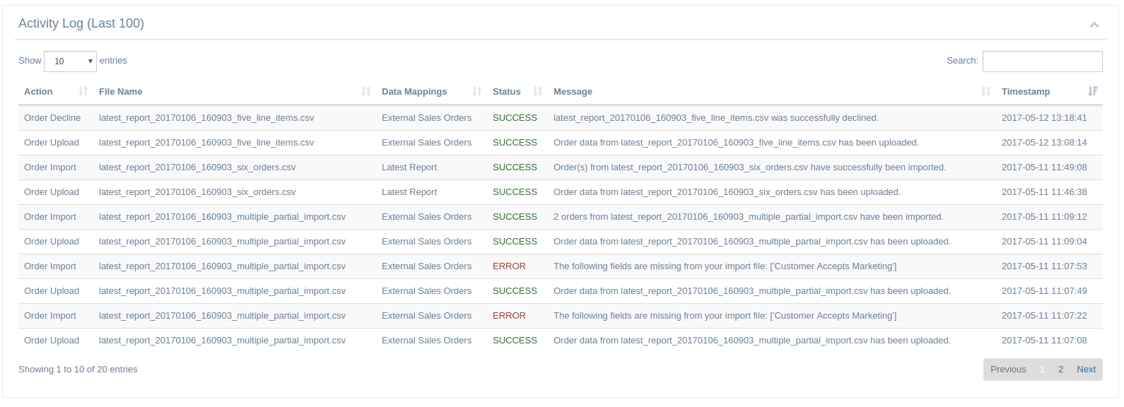EZ Importer Documentation | Highview Apps